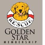 40104 GOLDEN Star Membership White
